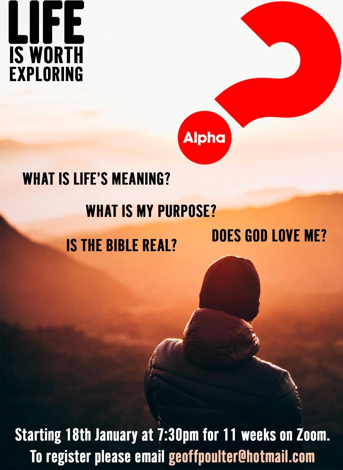 Alpha - Last Chance to Book