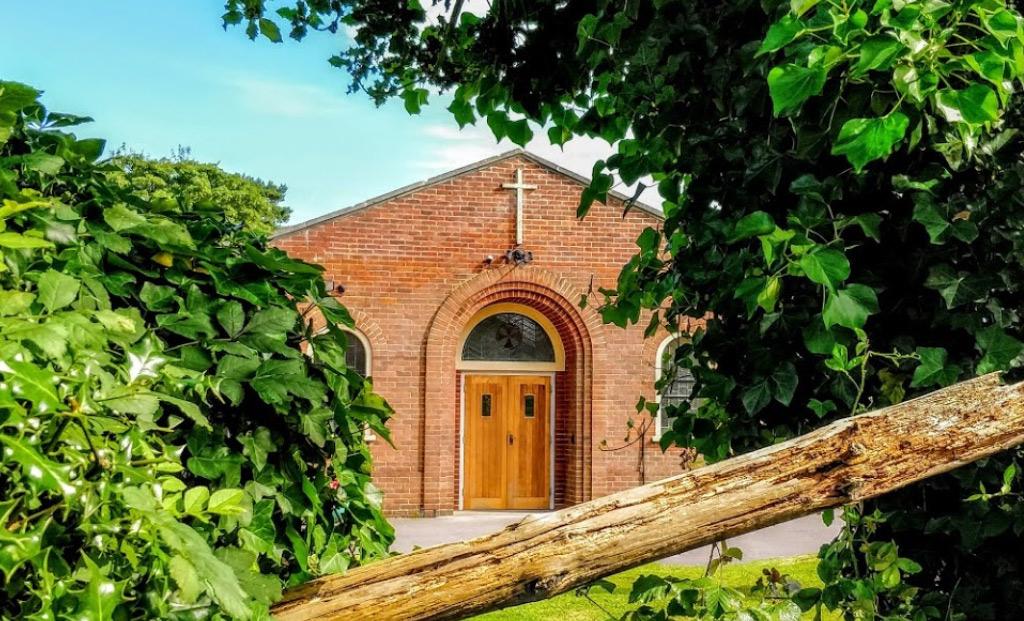 Sacred Heart Hook Catholic Church In Hook Hampshire Near