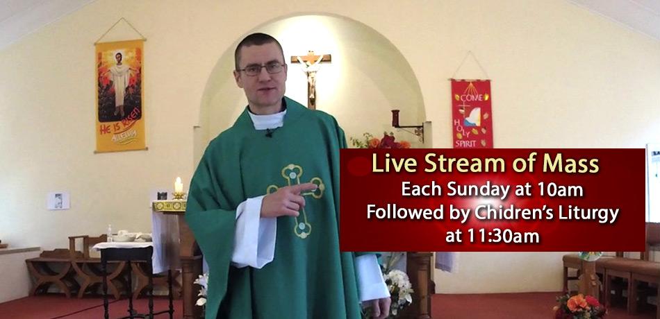 Latest Update Regarding Online Mass