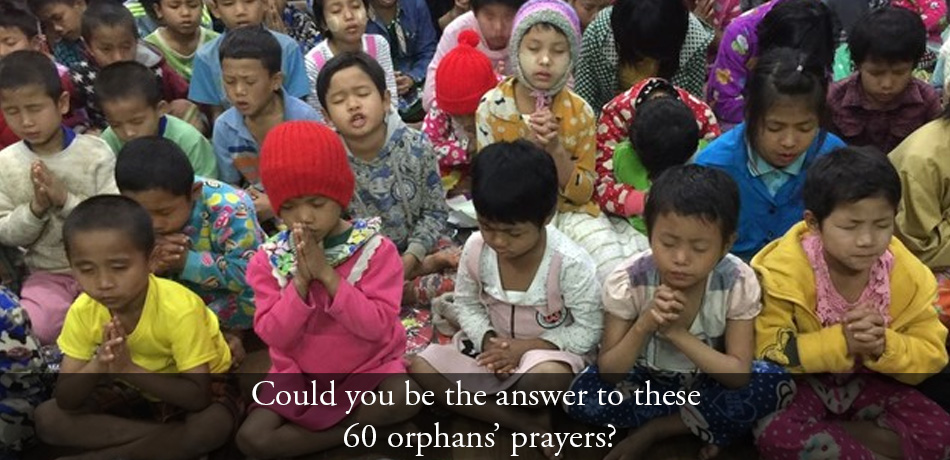Urgent Appeal for Lhavoa Orphanage