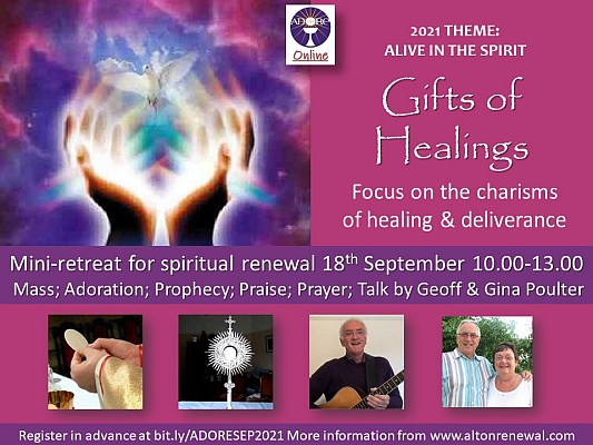 ADoRE Online - Gifts of Healings