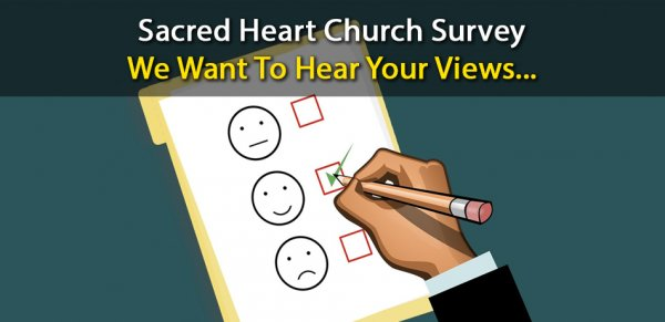 Please Support our Church Survey