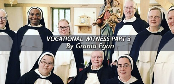Vocational Witness Part 3 of 3
