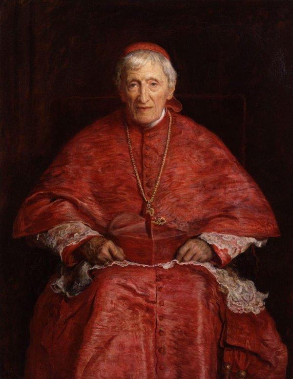 St John Henry Newman Zoom Session
