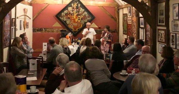 Caritas Fund Raising Event