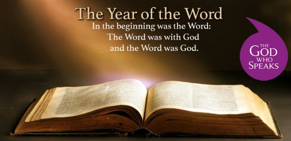 The Year of the Word