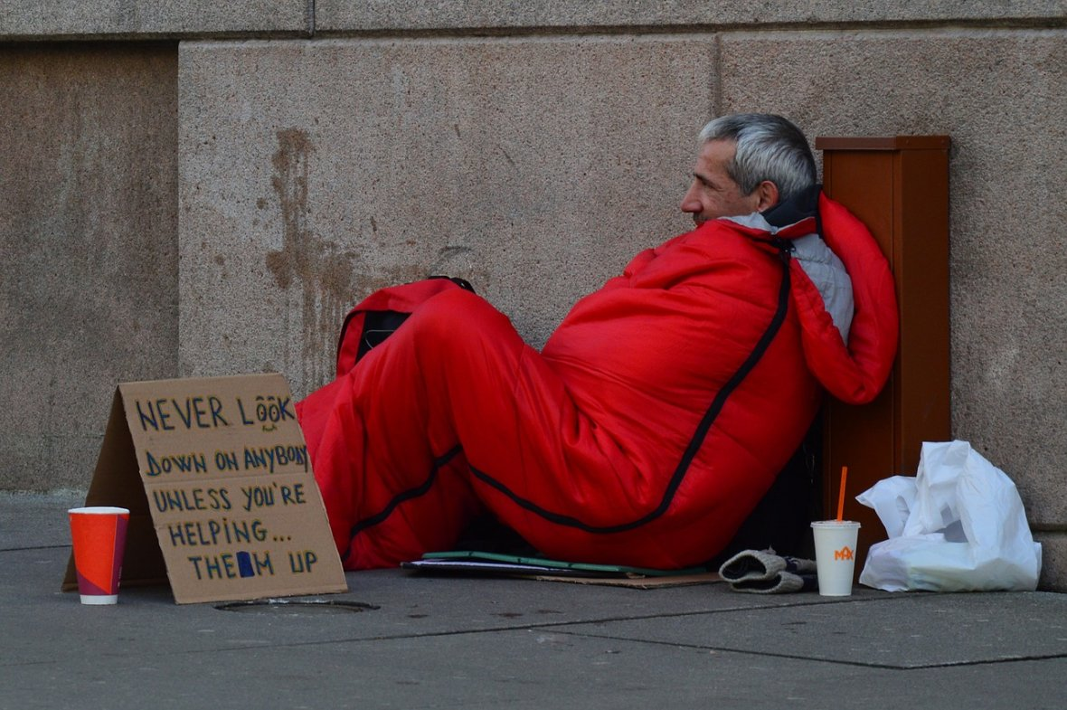 Winter Night Shelter For Rough Sleepers
