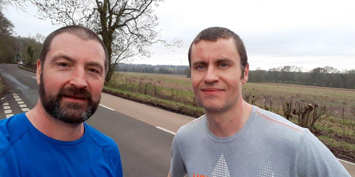 Half Marathon for CAFOD