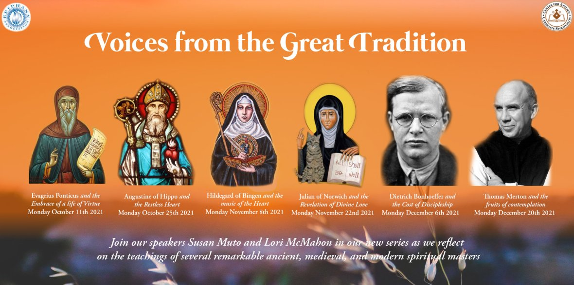 Carmelite Online Talks - Voices of the Great Tradition